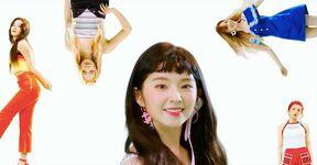 Red Velvet Red Flavor MV 2