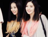 Seulgi and Irene Happiness Era 2