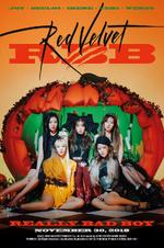 Red Velvet Really Bad Boy Promo 1