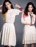 Seulgi and Irene for Harpers Bazaar Magazine 2
