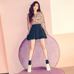 Irene for Nuovo Korea Shoes Bubbly