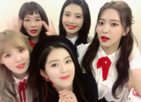 Red Velvet in Japan IG Update 061117