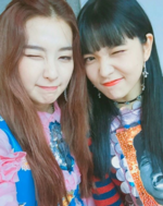 Seulgi and Yeri IG Update 2