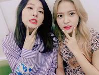 Seulgi and Yeri IG Update 8