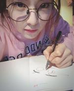 Irene drawing