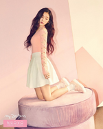 Irene for Nuovo Korea Shoes Bubbly 11