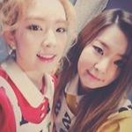 Seulgi and Irene Naver StarCast Update 4