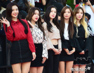 Red Velvet at Soribada Best Kpop Music Awards 2017