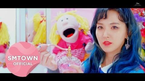 Red Velvet 레드벨벳 Rookie Teaser Clip 1