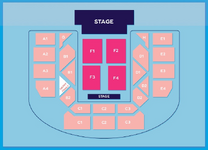 Red Room stage