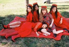Red Velvet Perfect Velvet group Teaser 7