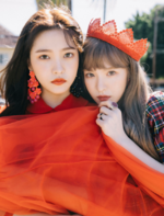 Yeri and Wendy Peek-A-Boo Teaser