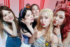 Red Velvet MBC Twitter Update 4