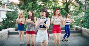 Red Velvet Red Flavor MV 4