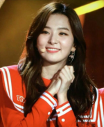 Seulgi at SBS Inkigayo Super Concert in Daejeon