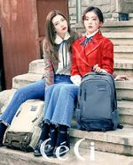 Irene and Joy CéCi 2017 4