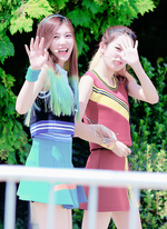 Joy and Seulgi Happiness era 2