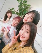 Irene, Seulgi, Wendy & Joy IG Updates - 020518 (1)
