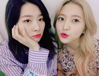 Seulgi and Yeri IG Update 11