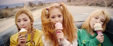 Ice Cream Cake MV