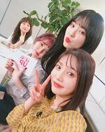 Irene, Seulgi, Wendy & Joy IG Updates - 020518 (2)
