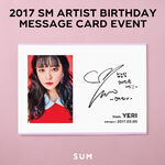Yeri 170305 birthday event 2