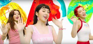 Red Velvet Red Flavor MV 5