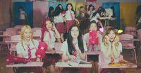 Red Velvet Rebirth MV