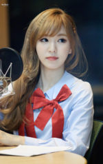 Wendy recording studio