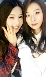 Seulgi and Joy