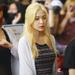Yeri at the airport 4