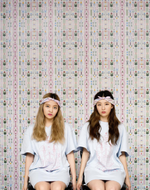 SeulRi The Velvet Garden Photoshoot 2