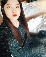 Yeri Instagram Post