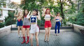 Red Velvet Red Flavor MV 47