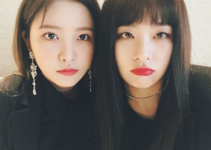Seulgi and Yeri IG Update 180320 5