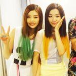 Joy and Seulgi Happiness era