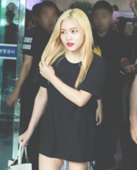 Yeri at the airport 3