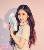 Irene for Nuovo Korea Shoes Bubbly 14