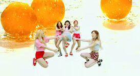 Red Velvet Red Flavor MV 77