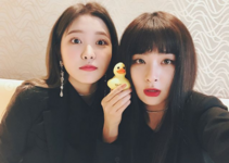 Seulgi and Yeri IG Update 180320 4