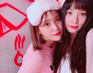 Seulgi & Yeri IG Updates - 020318