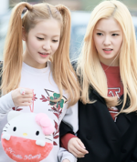 Yeri and Irene ICC Era