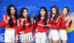 Red Velvet Soribada Awards 2017 5
