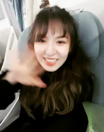 Wendy Instagram Update