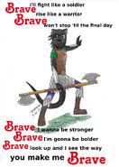 Heather; Brave
