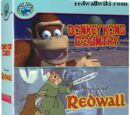 News:'Redwall' in Nelvana UK DVD Collection