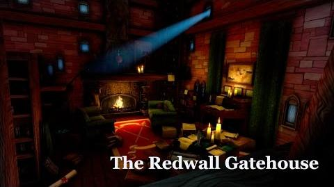 The Redwall Gatehouse