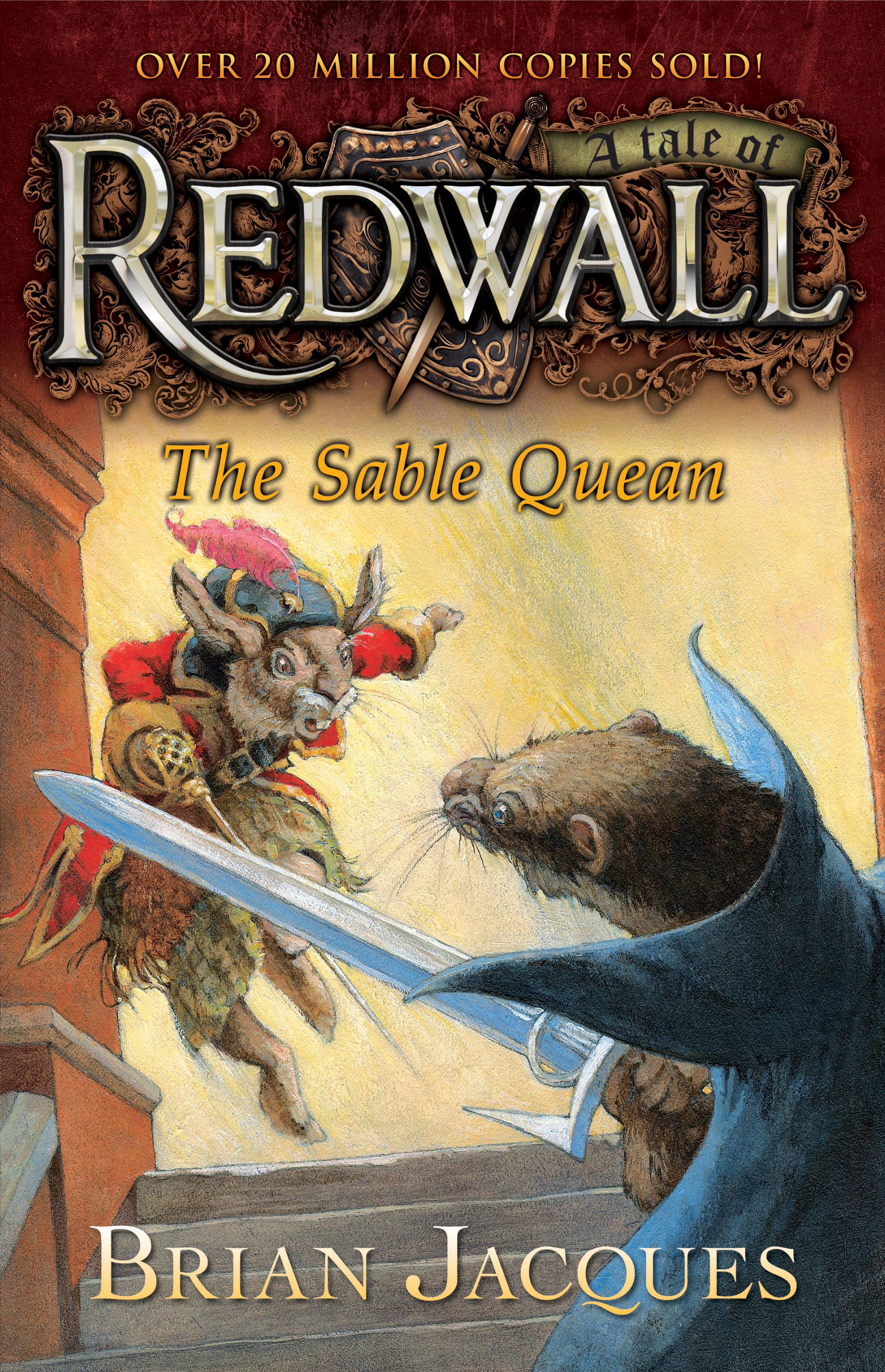 Book Cover Series Wiki : The sable quean redwall wiki fandom powered by wikia
