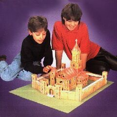 Build Your Own Redwall Abbey, promotional image