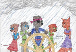 DoR; Sailing through the storm